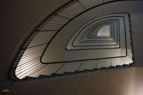 28.04.2017 - Quer durch Zürich - Treppenhäuser