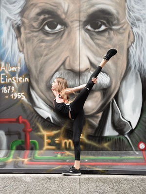 20.05.2018 - Shooting mit Kimmy Repond Nachwuchs Eiskunstläuferin - City Shooting Basel