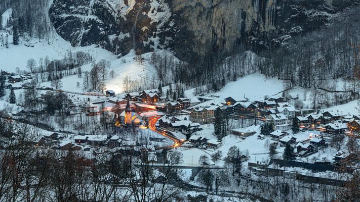23.01.2021 - Lauterbrunnen