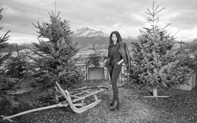 05.01.2018 - Shooting mit Lenila - Hotelshooting im Hotel Montana Luzern