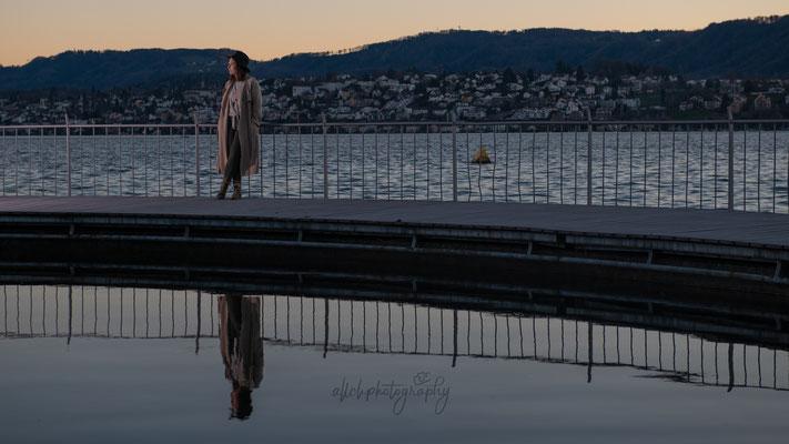 16.03.2019 - Shooting mit Angela - Seebad Tiefenbrunnen