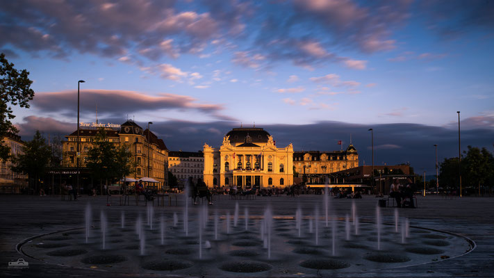 14.07.2017 - Zürich - Opernhaus - Sächsilütäplatz