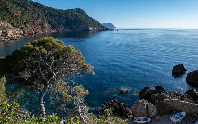 31.05.2019 - Mallorca - Bucht bei Torre del Verger