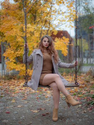 03.11.2018 - Shooting mit Sheila - City Shooting in Basel