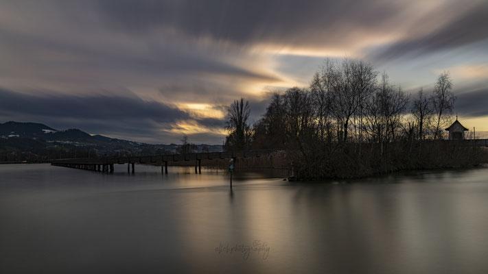 14.12.2019 - Rapperswil - Holzsteg