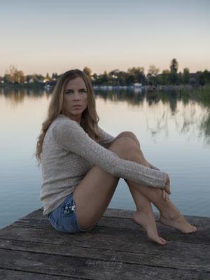 Sommer 2020 - Shooting mit Claudia - Pfäffikersee