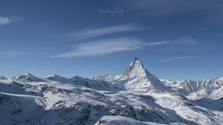 30.12.2020 - Zermatt - Gornergrat