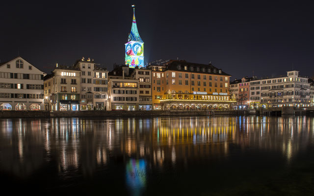 30.11.2019 - Zürich - Limmatquai - St. Peter