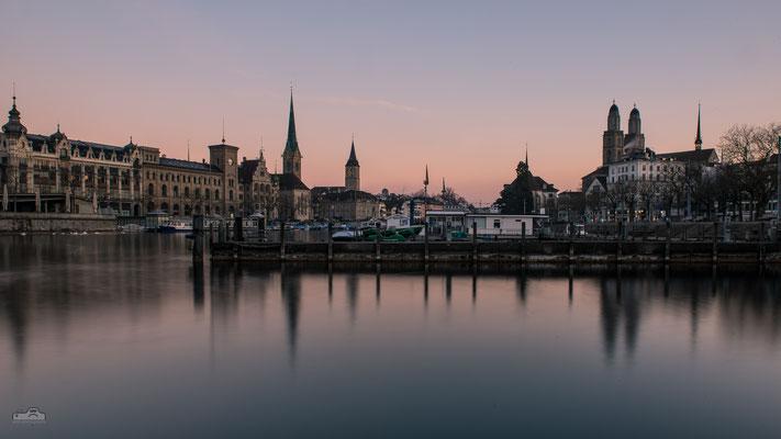 24.03.2018 - Schweiz - Zürich - Limmatquai