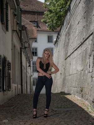 15.07.2018 - Shooting mit Sharon - Solothurn