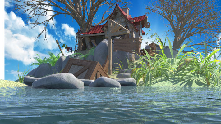 Fantasy Haus Julian Schiller