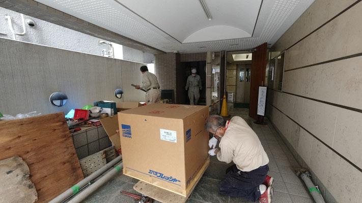 給水ポンプの交換工事@菱和パレス中目黒管理組合ブログ