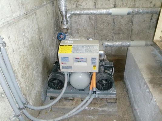 給排水設備点検@菱和パレス中目黒管理組合ブログ/クレアスコミュニティー