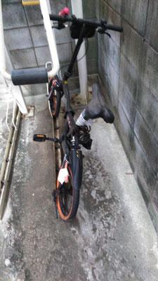 放置自転車の撤去@菱和パレス中目黒管理組合/クレアスコミュニティー