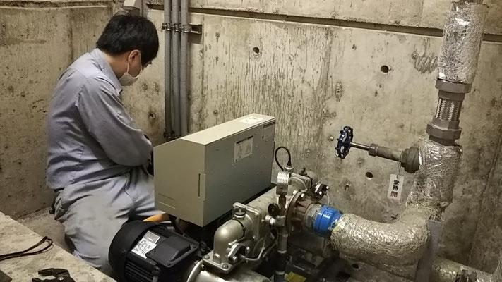 給水ポンプの故障調査@菱和パレス中目黒管理組合ブログ