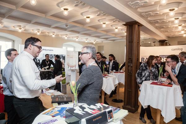 Zahngipfel 2018 Vollkeramik-Symposium Fortbildung Aussteller