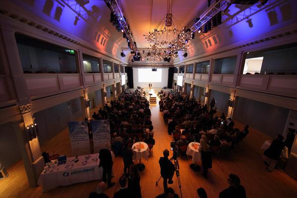 Zahngipfel 2016 Vollkeramik-Symposium Fortbildung Kornhaus Kempten