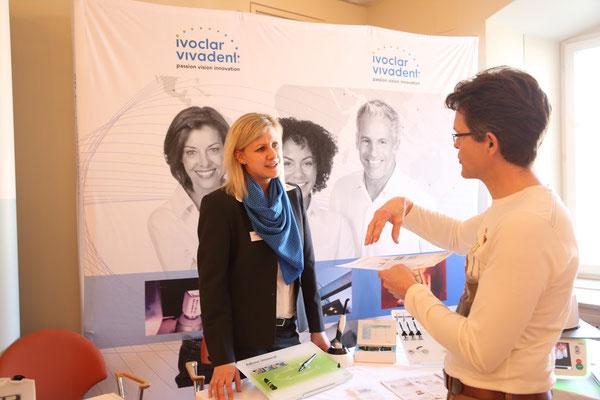 Zahngipfel 2016 Vollkeramik-Symposium Fortbildung Ausstellung