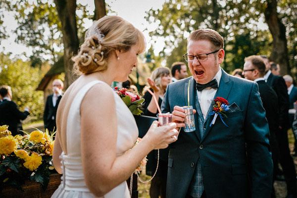 Hochzeitsfoto Trauung Theeshof Schneverdingen