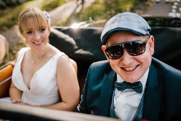 Hochzeitsfoto Standesamt Theeshof Schneverdingen