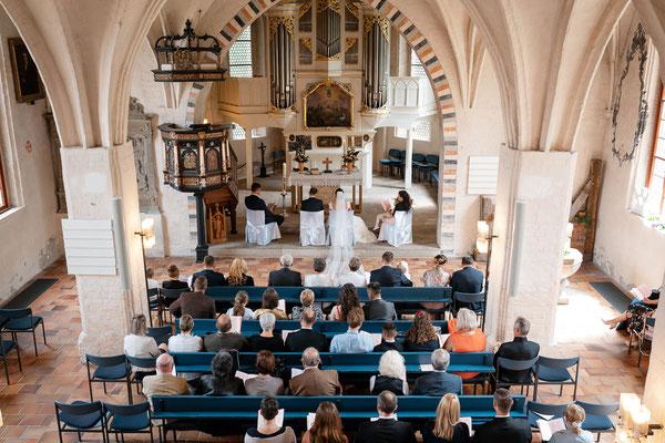 St. Laurentius Kirche Schwamstedt