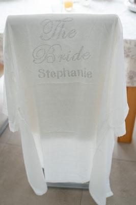 Hochzeitsvorbereitung Lindwedel Braut