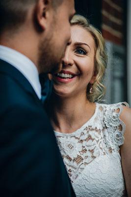 Hochzeitsfoto Brautpaar Uhle Hof Schwarmstedt