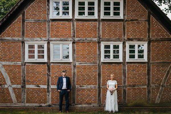 Hochzeitsfoto Uhle Hof Schwarmstedt