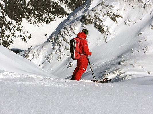 Skitour Lech am Arlberg