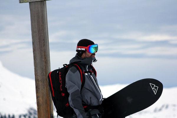 Freeridesession Zürs  Arlberg