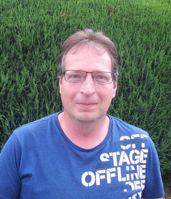 Jörg Dinkel (1. Schriftführer)