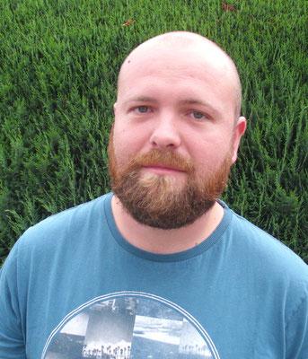 Daniel Pietz (2. Kassierer)