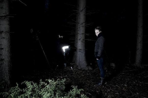 Dreh Musikvideo MORA, Mai 2013