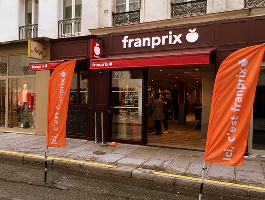 Franprix rue Saint-Dominique, paris 7e