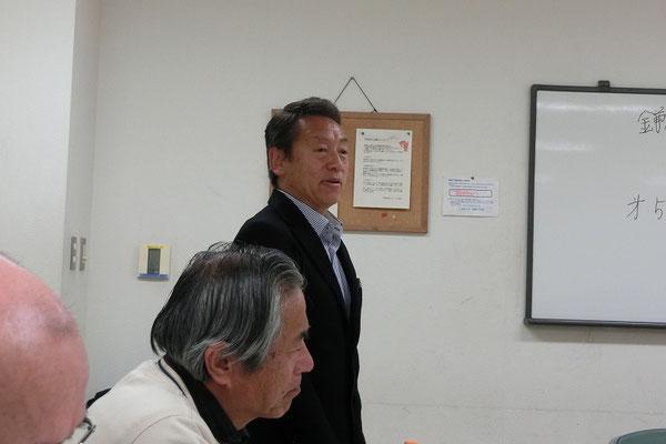 宮田運営委員長