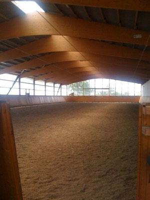 Die große Halle (Foto:SJS)