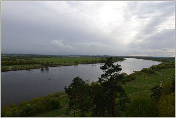 Grenzfluss Nemunas
