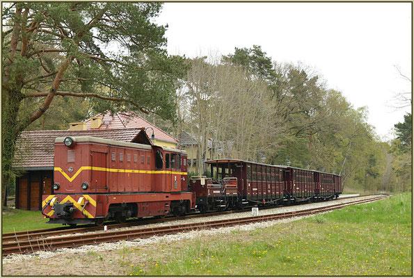 Schmalspurbahn in Polen