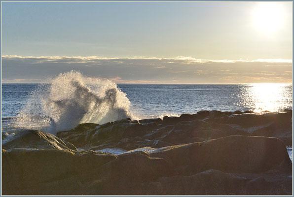 Welle gebrochen
