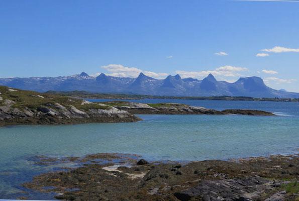 7 Schwestern von Helgeland