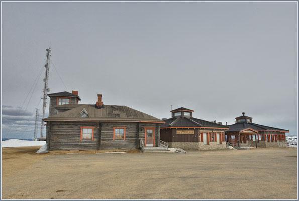 Skilift Bergstation Sariselkä (438 m ü. M.)
