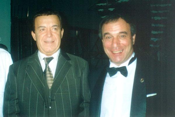 Александр Каган - заслуженный артист России и народный артист России - Иосиф Кобзон