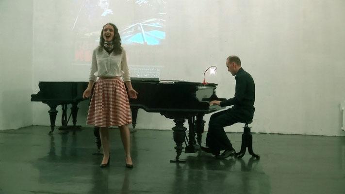Александра Смирнова, академический вокал