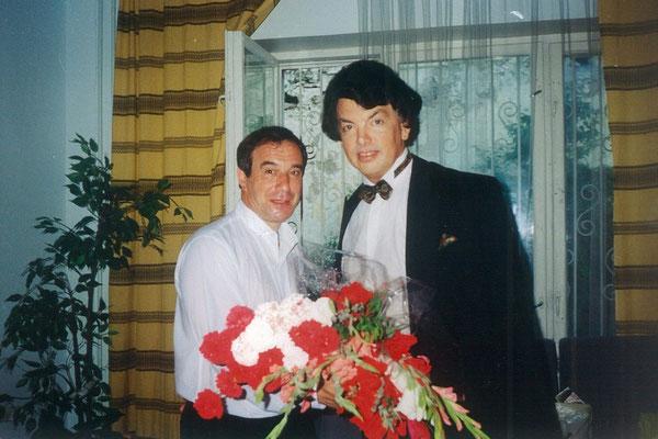 Александр Каган - заслуженный артист России и народный артист России - Сергей Захаров