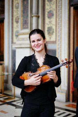 Adela Frasineanu (c) Benjamin Morrison