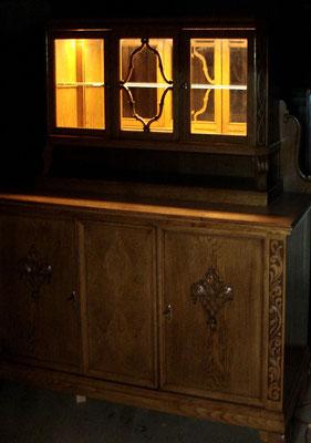 LED Innenbeleuchtung mit neuen Glasböden