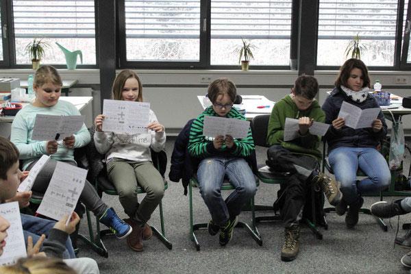 "Schülerinnen und Schüler der 5kc am ""Kay-Day"""