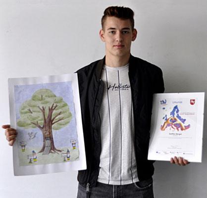 Kunstwettbewerb Steffen Berger, Landespreis Kunst