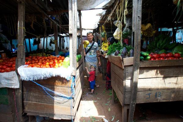 Markt in Kigoma
