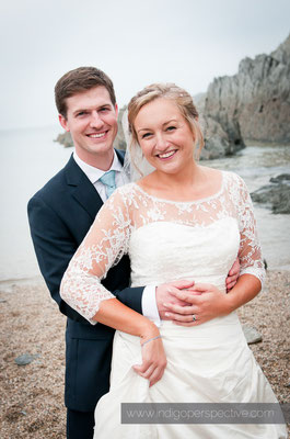 25-woolacombe-barricane-beach-wedding-north-devon-bride-groom-relaxed-portrait-2